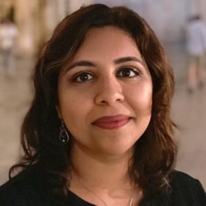 Charmaine Hussain